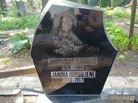 Raidžių kalimas Rokantiškių kapinėse
