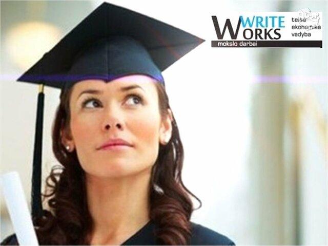 Rašau - Mokslo ir Verslo rašto darbai  referatai kursiniai