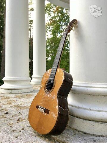 Klasikinės gitaros muzika