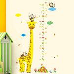 """Ūgio matuoklė """"Žirafa ir bezdžionėlės"""""""