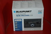 Magnetola Blaupunkt New Orleans (CD/MP3/USB/AUX)