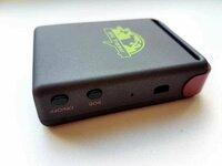 Naujas GPS seklys TK 102 (GPS Tracker) GSM/GPRS/GPS realiu laiku