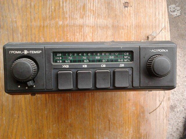 Radija nuo VAZ 2108