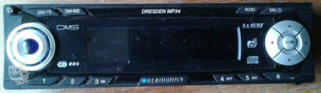 Blaupunkt Dresden MP34 priekine dalis, galines nera