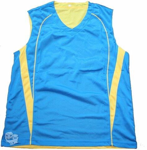 Krepšinio aprangas vaikams (medžiaga lengva, laidi orui)