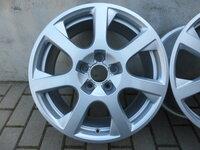 Audi R17 lieti ratlankiai 2vnt., 5x112, J8, C66.6, ET39