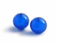 """Kamuoliukas """"Therapy Ball"""" 9/12cm.  Mėlynos spalvos."""