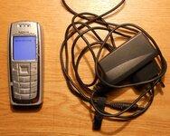 Mobilus telefonas Nokia 3120