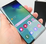 GALAXY S10+ PLUS-AMOLED-512GB-GPS-4G+DUOS-DEKLAS
