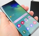 GALAXY S10 PLUS-AMOLED-512GB-GPS-4G+DEKLAS