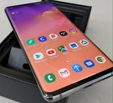 GALAXY S10-AMOLED-512GB-GPS-4G+DEKLAS