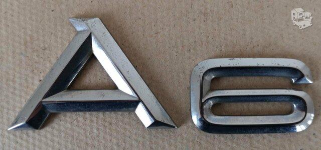 Audi originalios raidės