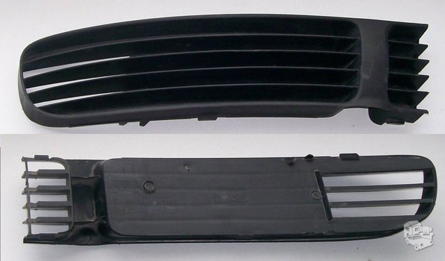 Volkswagen Passat (B5) 1997 m. dangtelis nuo priekinio bamperio