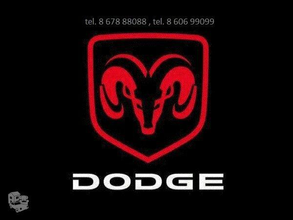 Dodge Caravan dalimis