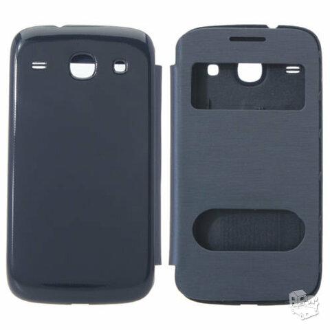 Nauji Samsung Galaxy Core I8260 dėklai - knygutės