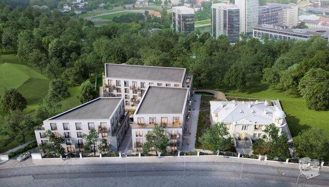 3 kambarių butas Vilniuje, Naujamiestyje, Z. Sierakausko g.