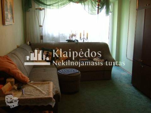 3 kambarių butas Klaipėdoje, Kauno, Paryžiaus Komunos g.