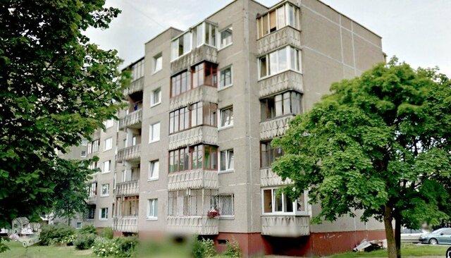 1 kambario butas Vilniuje, Šeškinėje, Čiobiškio g.