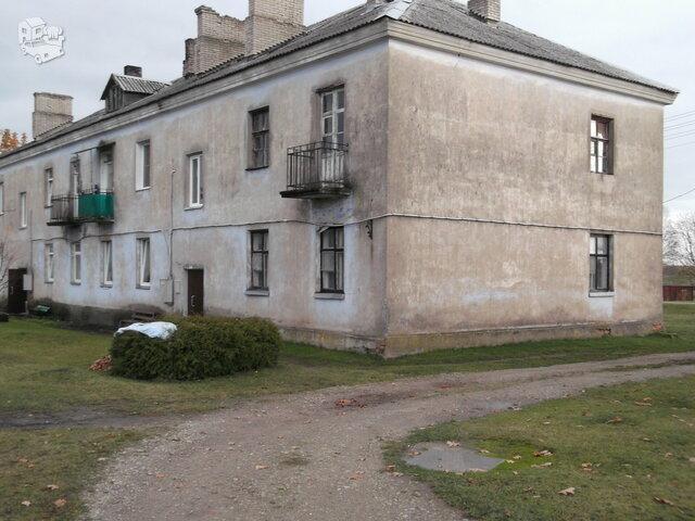 2 kambarių butas Radviliškio r. sav., Tyruliuose