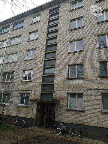 2 kambarių butas Radviliškio r. sav., Linkaičiuose
