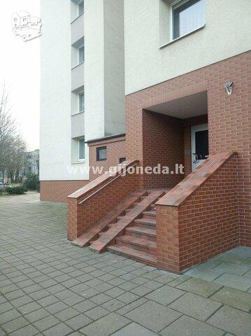 3 kambarių butas Klaipėdoje, Centre, Sausio 15-osios g.