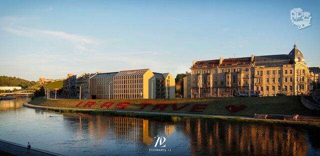 3 kambarių butas Vilniuje, Senamiestyje, Žygimantų g.