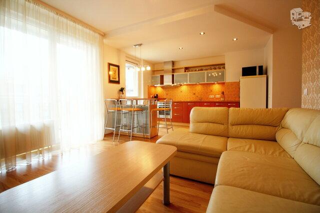2 kambarių butas Vilniuje, Fabijoniškėse, Salomėjos Nėries g.