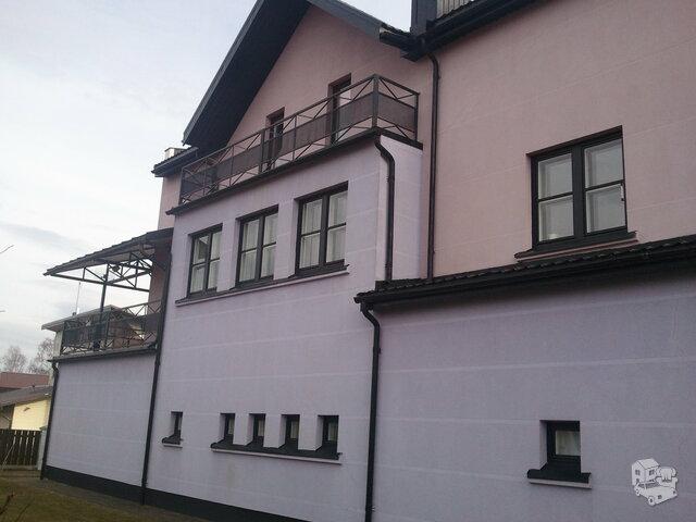Gyvenamasis namas Kaune, Romainiuose, Bivylių g.