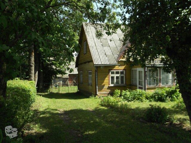 Gyvenamasis namas Kupiškio r. sav., Alizavoje