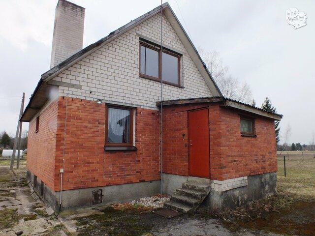 Gyvenamasis namas Kupiškio r. sav., Šepetoje