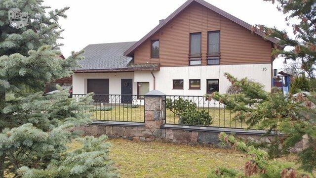 Gyvenamasis namas Druskininkų sav., Neravuose, Mechanizatorių g.