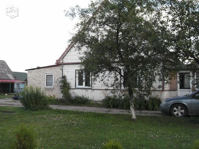 Gyvenamasis namas Pasvalio r. sav., Meškalaukyje