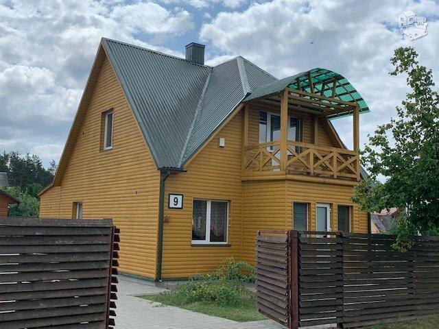 Gyvenamasis namas Druskininkų sav., Druskininkuose, P. Cvirkos g.