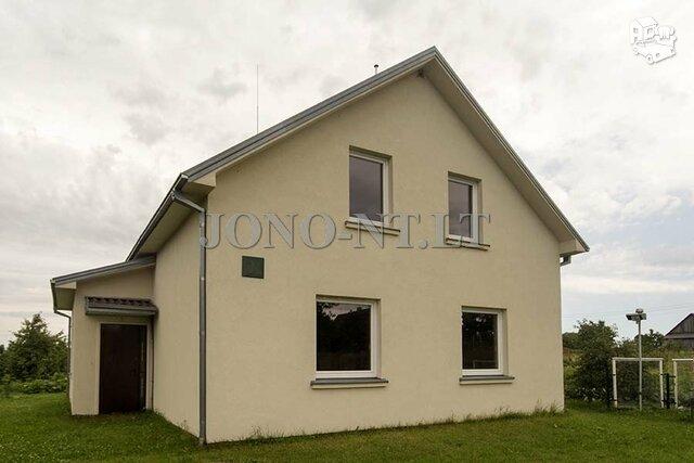 Gyvenamasis namas Šiaulių r. sav., Pakapėje, Vienkiemių g.