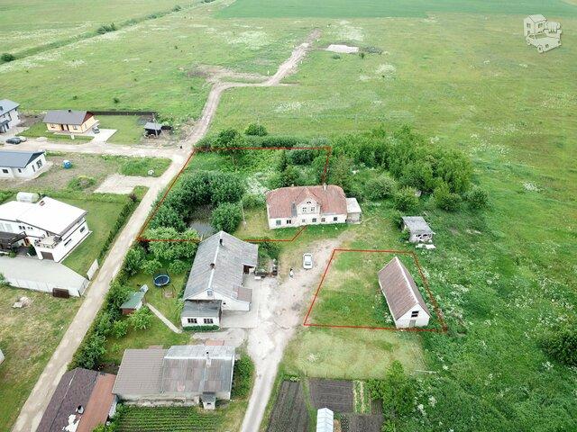 Gyvenamojo namo dalis Klaipėdos rajono sav., Šlapšilėje, Tujų g.