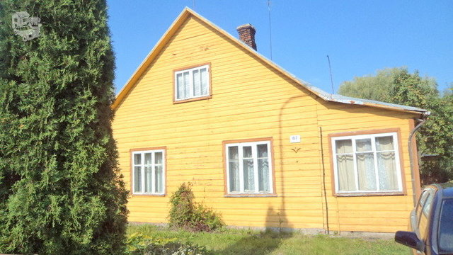 Gyvenamasis namas Marijampolės sav., Marijampolėje, V. Kudirkos g.