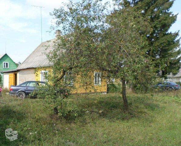 Gyvenamasis namas Panevėžio r. sav., Ąžuolytėje