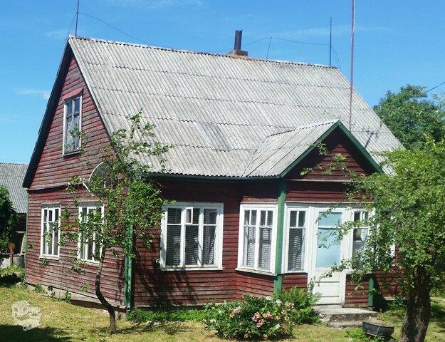 Gyvenamasis namas Radviliškio r. sav., Vėriškiuose