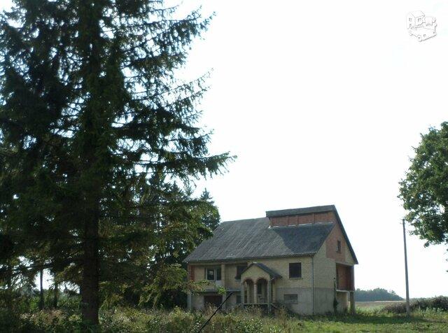 Gyvenamasis namas Pakruojo r. sav., Gedučiuose