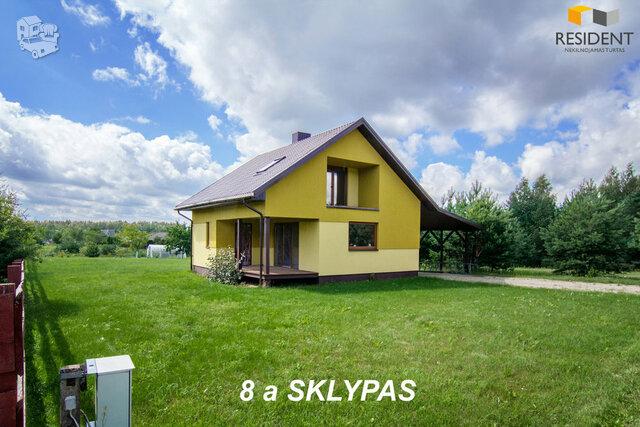 Gyvenamasis namas Molėtų r. sav., Juodiškiuose, Juodiškių g.