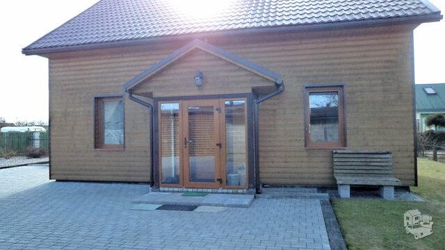 Gyvenamasis namas Vilkaviškio r. sav., Kybartuose, Dariaus ir Girėno skg.