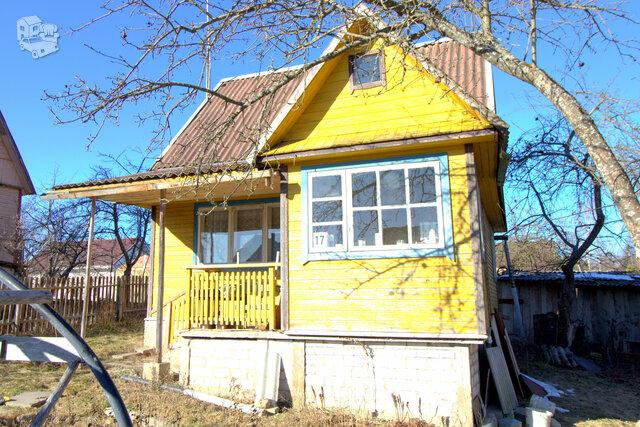 Sodo namas Vilniaus r. sav., Rastinėnuose, Ežerėlio g.