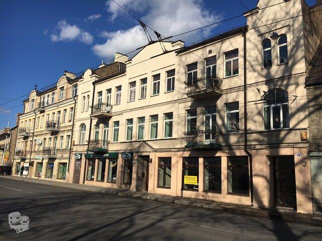Parduodamos Kitos patalpos Vilniuje, Šnipiškėse, Kalvarijų g.