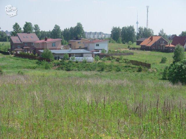 Sklypas Vilniuje, Pilaitėje, A. Mickevičiaus g.
