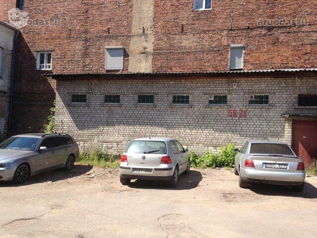 Garažas Kaune, Centre, Kęstučio g.