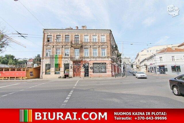 Kitos Patalpų nuoma Vilniuje, Senamiestyje, J. Basanavičiaus g.