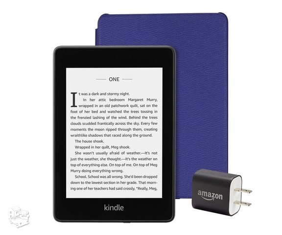 Kindle PAPERWHITE 4 skaityklė 100 Eur