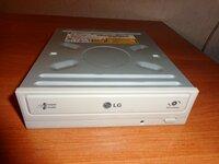 LG DVD rewriter optinis įrenginys