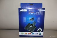 Usb kvm switch skirstytuvas