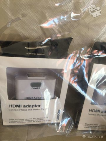 Hdmi to conect iPad iPhone TV